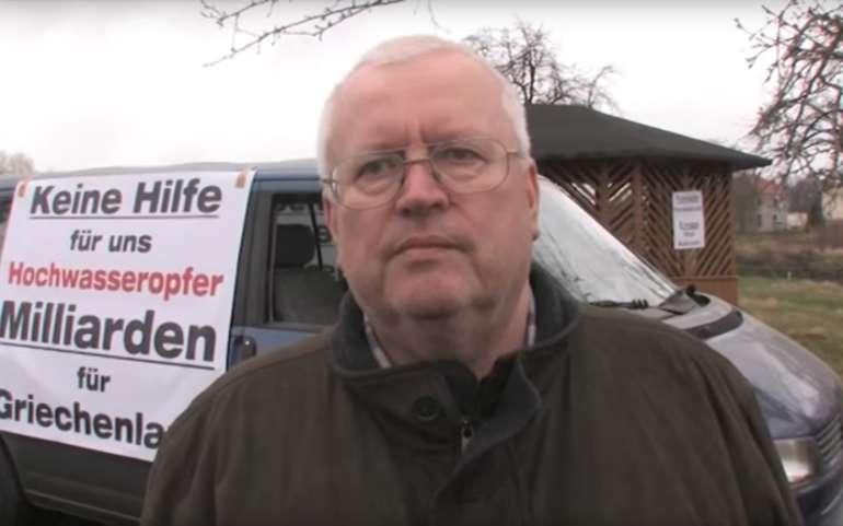 """Hintergrund: Hans-Peter Fischer – """"Herbergsvater der NPD"""""""