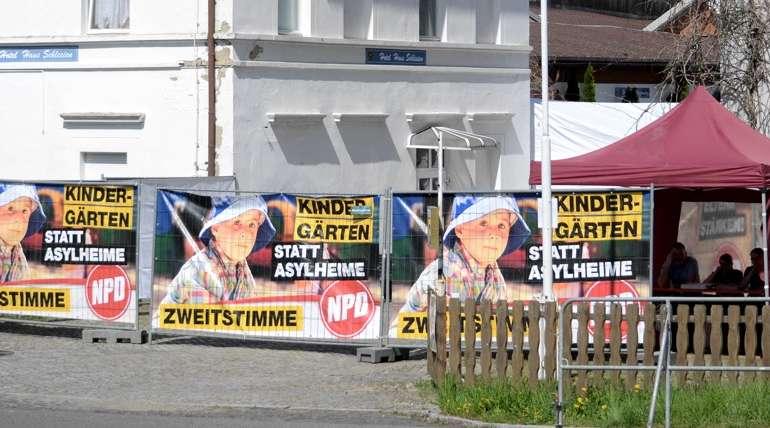 Wilderei im Rechtsrockland Sachsen oder neonazistische Strukturhilfe?